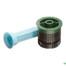 Nozzle pop-up spray