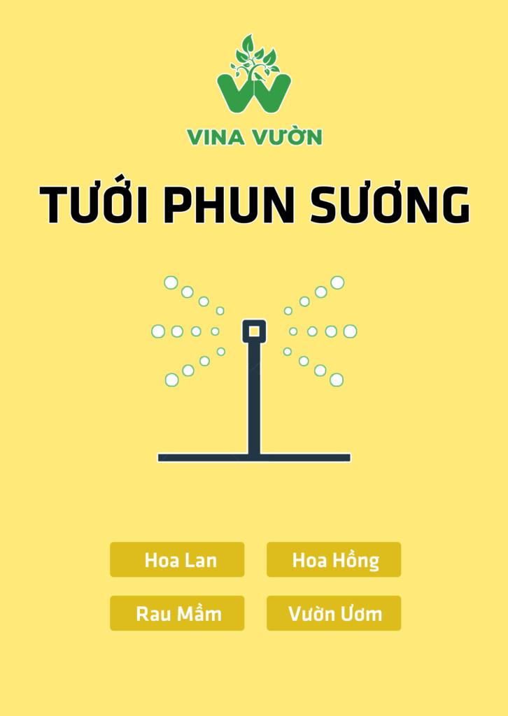 Tuoi Phun Suong